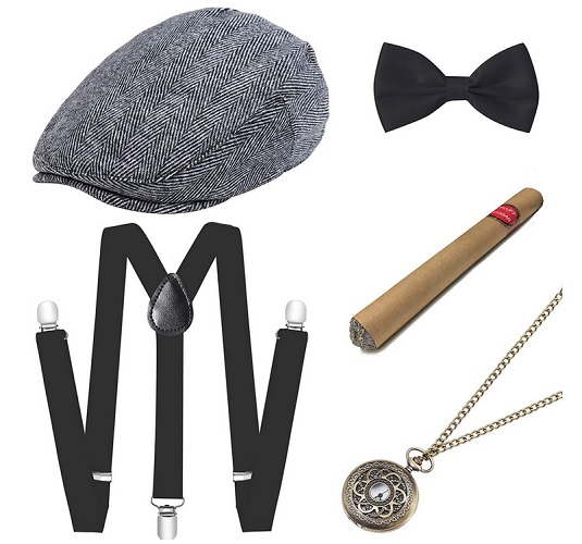 50er Jahre Mode Männer Herren Outfit